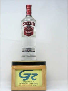 SMIRNOFF RED LT VODKA