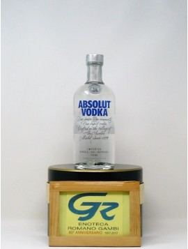 ABSOLUT VODKA LITRO 40° GR