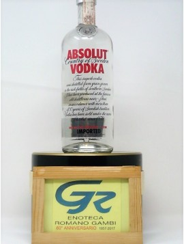 ABSOLUT VODKA LITRO 50° GR
