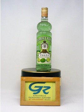 TSAREVITCK VODKA LEMON GREEN