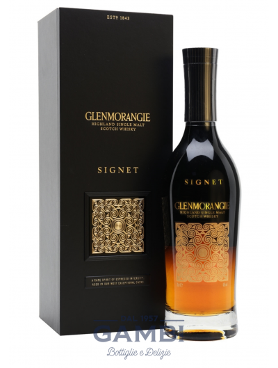 Glenmorangie Signet Single Malt Bottiglia da 70 cl / Enoteca Gambi